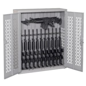 weapons racks and storage ISDA Storage