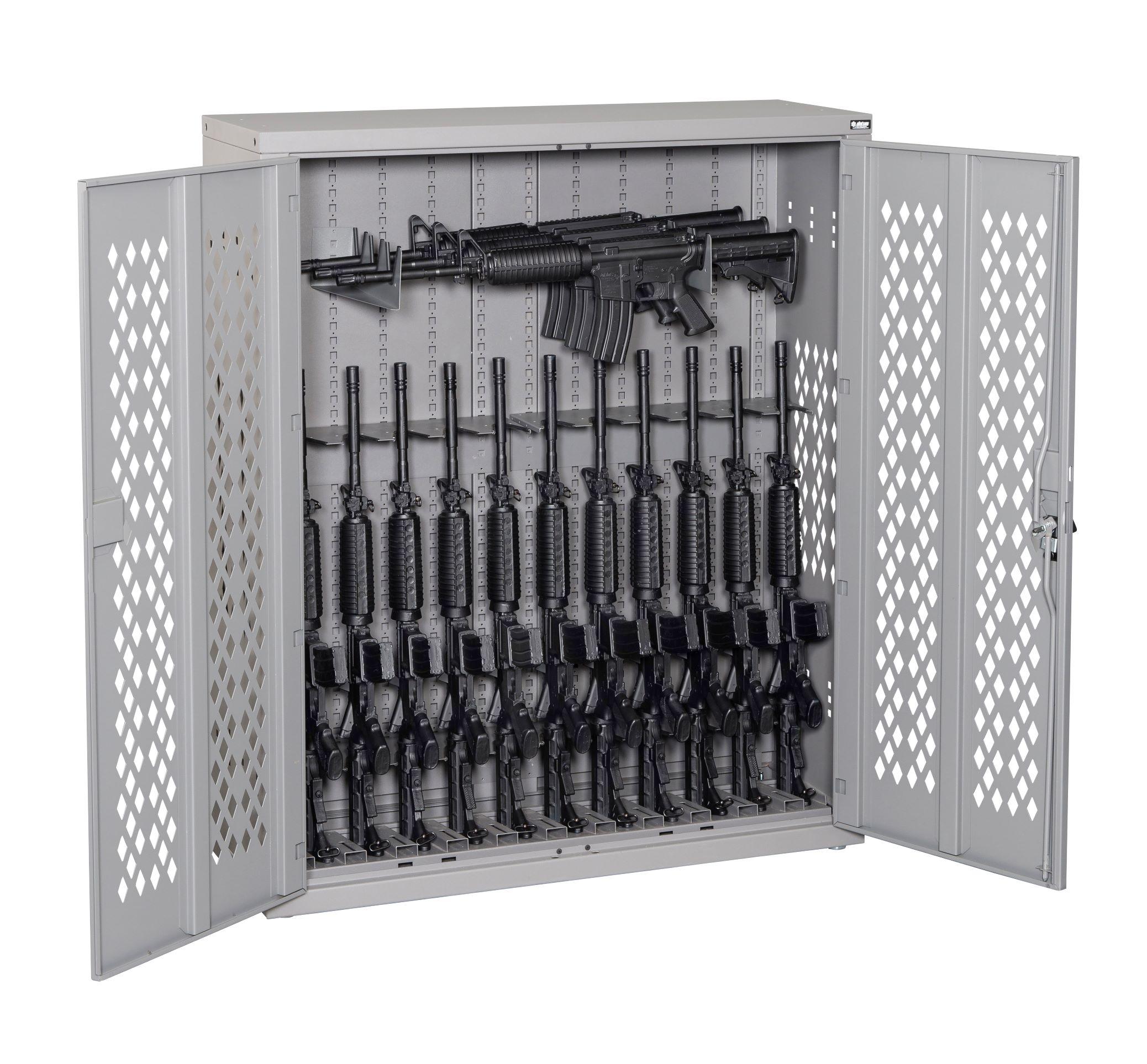 weapons racks and storage ISDA Storage