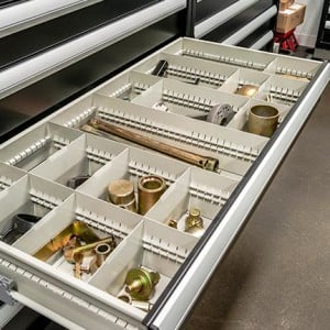 Metalia Modular Drawer Cabinets