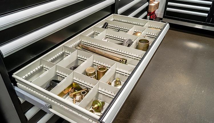 Metalia Modular Drawer Cabinets