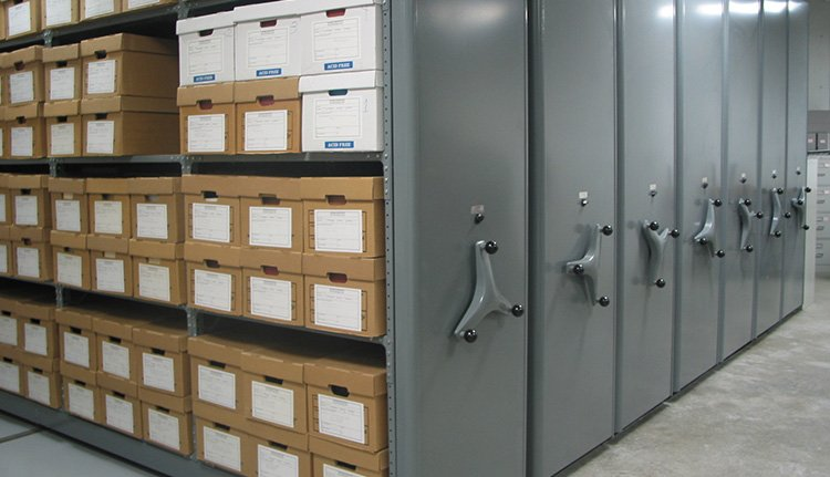 Functional High Density Shelving | ISDA