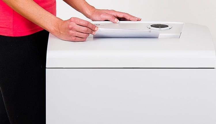 Industrial Paper Shredders | ISDA