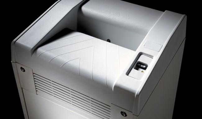 Industrial sized Paper Shredder image