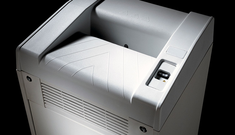 Industrial sized Paper Shredder image