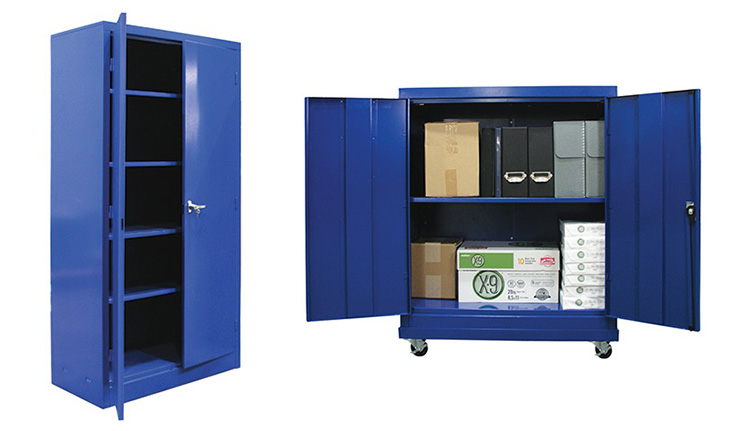 Industrial Storage Cabinets | ISDA