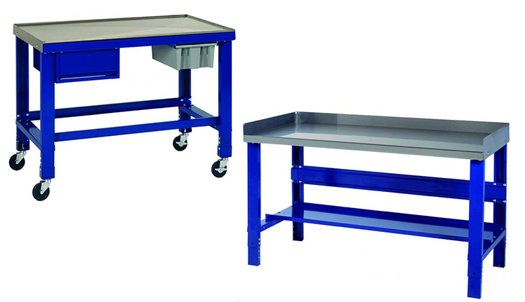 Industrial Work Benches | ISDA
