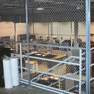 Mezzanine Guarding | ISDA