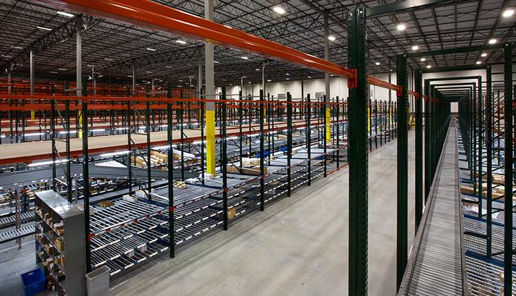 Pallet Racking Systems | ISDA