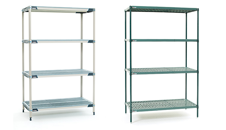 Polymer Shelving Units | ISDA