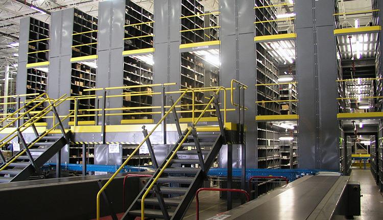 Rack Supported Mezzanines | ISDA