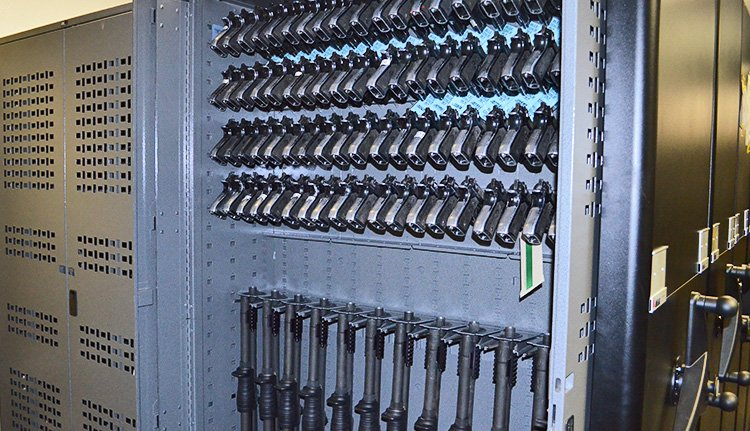 Isda Network Law Enforcement Storage Weapons Evidence
