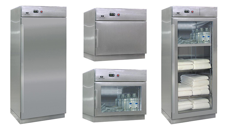 Blanket and Fluid IV Warming Cabinets