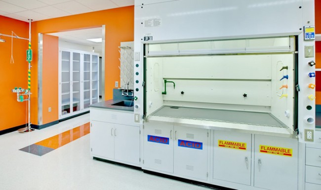 Laboratory Fume Hoods | ISDA