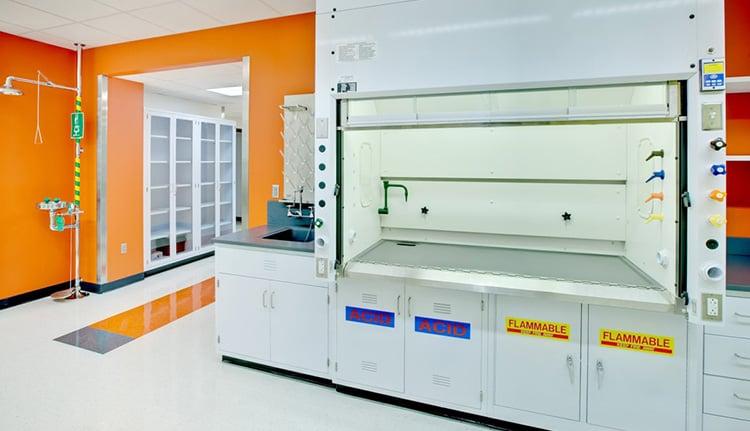 Laboratory Fume Hoods   ISDA