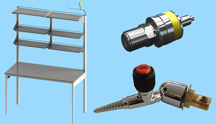 Laboratory Workstations image