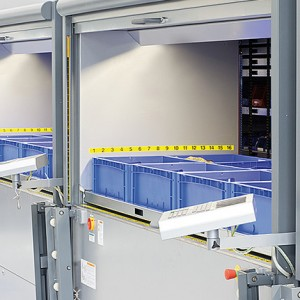 vertical lift modules