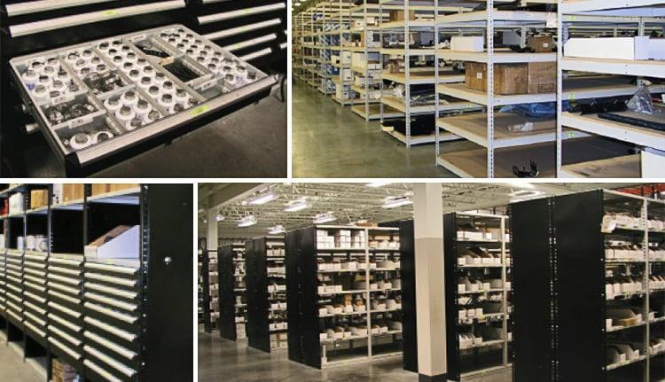 High Density Storage sample images