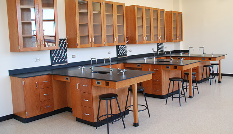 School College Laboratory Furniture | ISDA