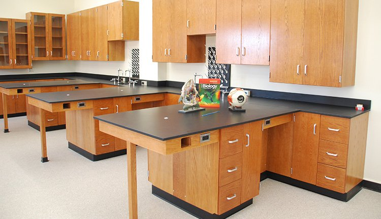 School and University Laboratory Furniture