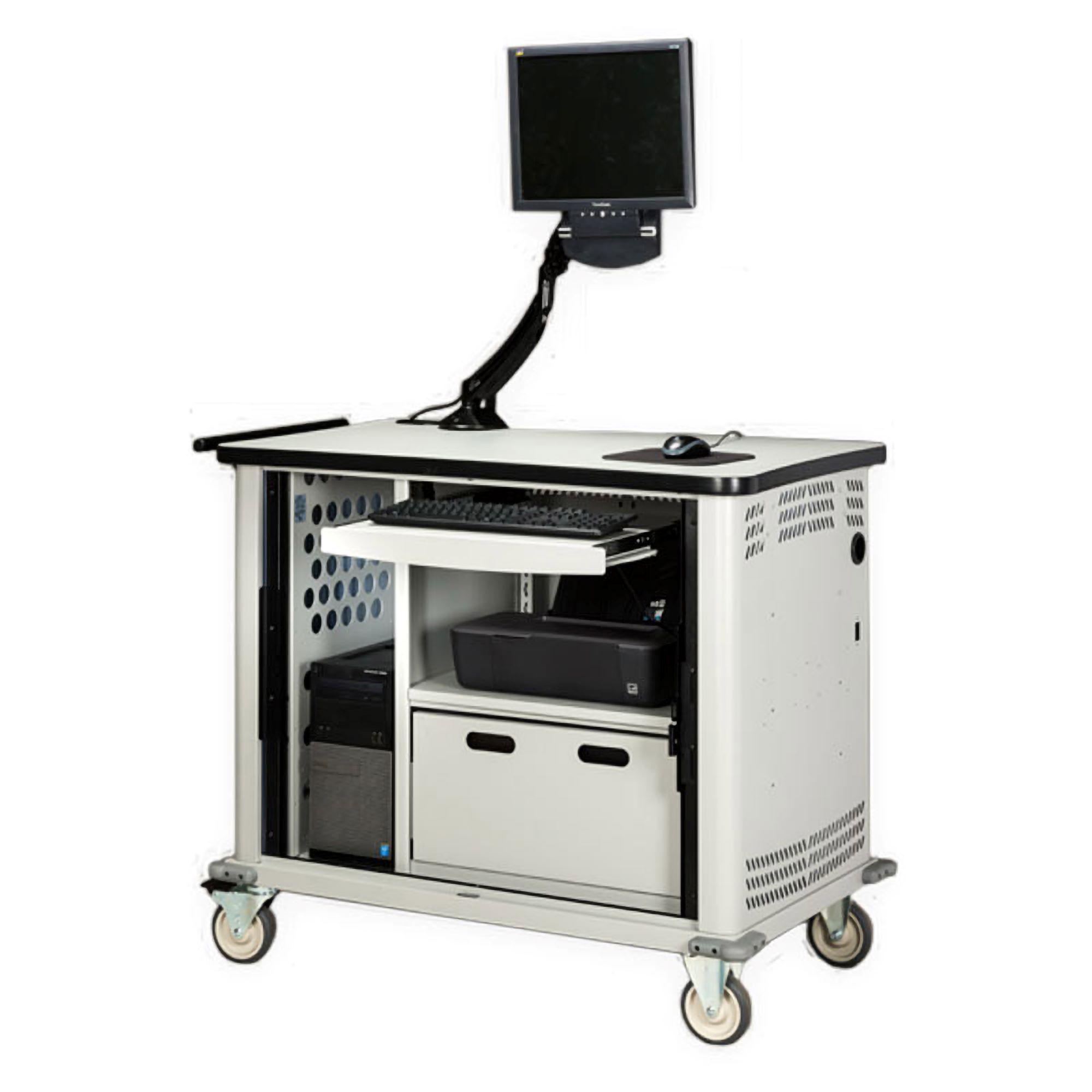 mobile work cart ISDA Storage