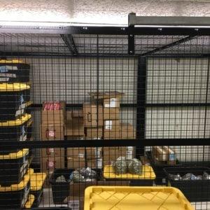 dea drug storage ISDA Storage