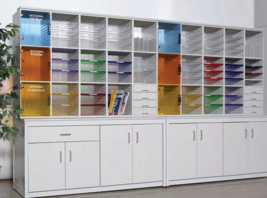mailroom ISDA Storage