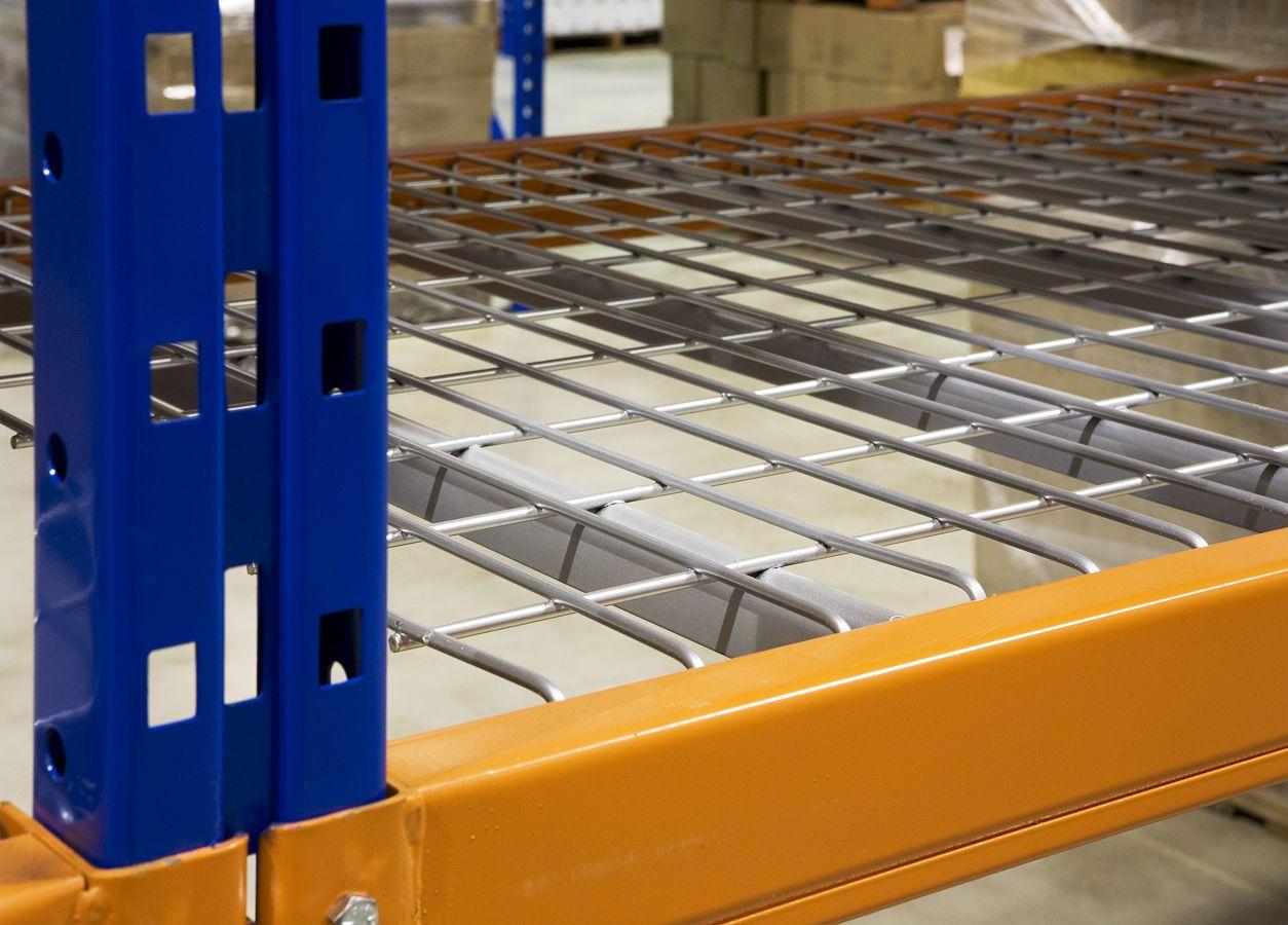 wire shelving ISDA Storage