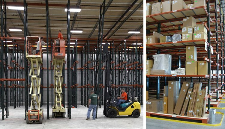 Drive-in Storage Systems | ISDA