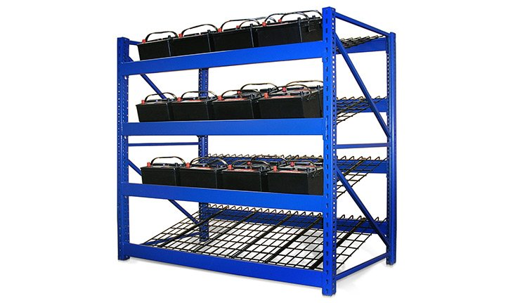 Automotive Storage Racks | ISDA