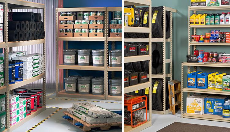 Automotive Storage Racks | ISDA