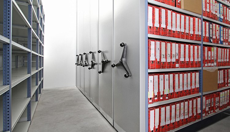 File Room Relocation Services | ISDA
