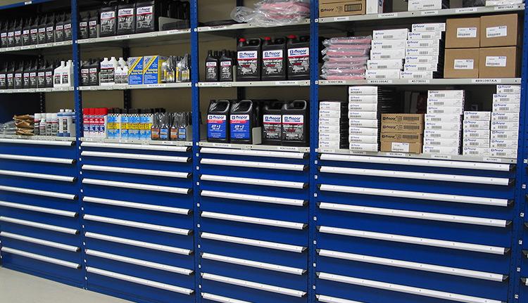 High Density Storage Cabinets shelves
