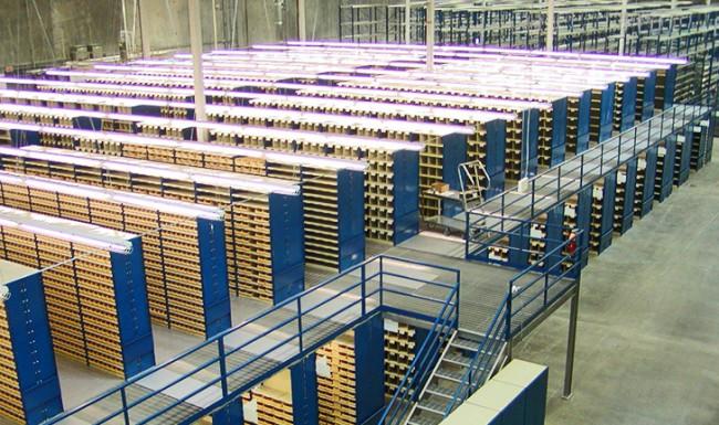 Industrial Warehouse Shelving Units | ISDA