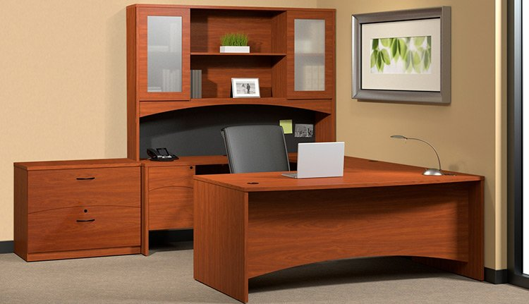 Modular Wood Office Furniture | ISDA
