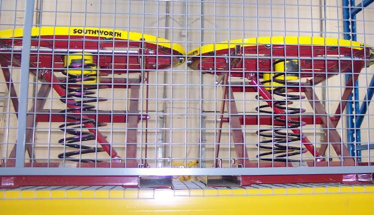 Pallet Rack Enclosures | ISDA