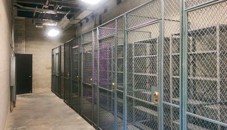Sports Equipment Storage Lockers | ISDA