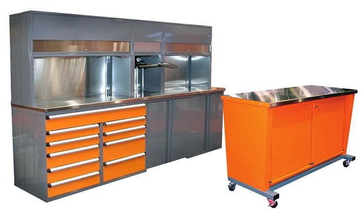 Steel Storage Units | ISDA