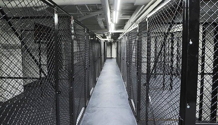 Tenant Storage Lockers | ISDA