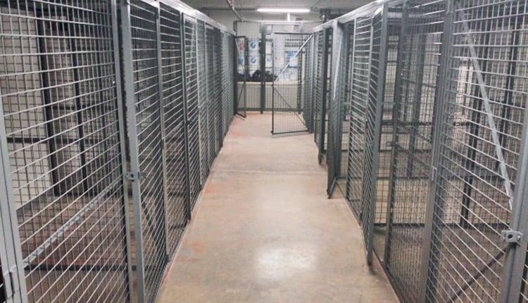 Tenant Storage Lockers   ISDA