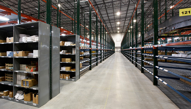Industrial Wire Decking & Pallet Rack Systems | ISDA Network