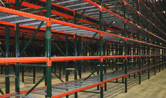 Wire Decking | ISDA
