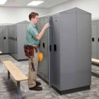 lockers metal ISDA Storage