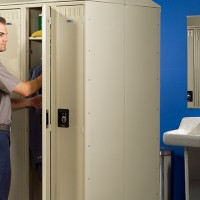 Employee Storage Lockers | ISDA