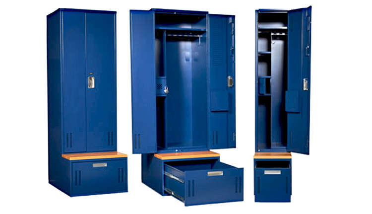 Tactical Police Lockers | ISDA