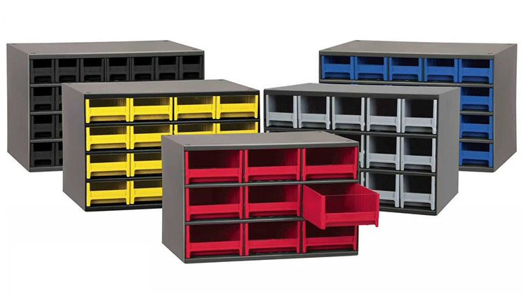 Stackable Storage Bins | ISDA