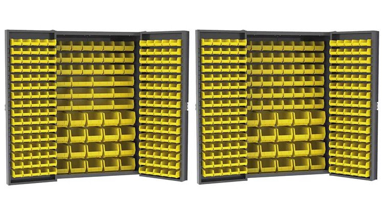 stackable storage bins isda