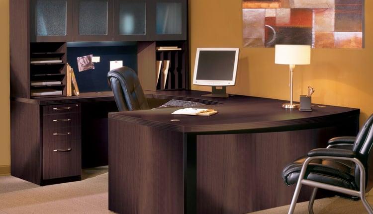 Wood Office Furniture | ISDA