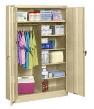 extra large storage cabinet Tennsco