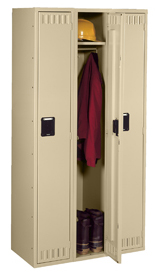 employee storage lockers tennsco