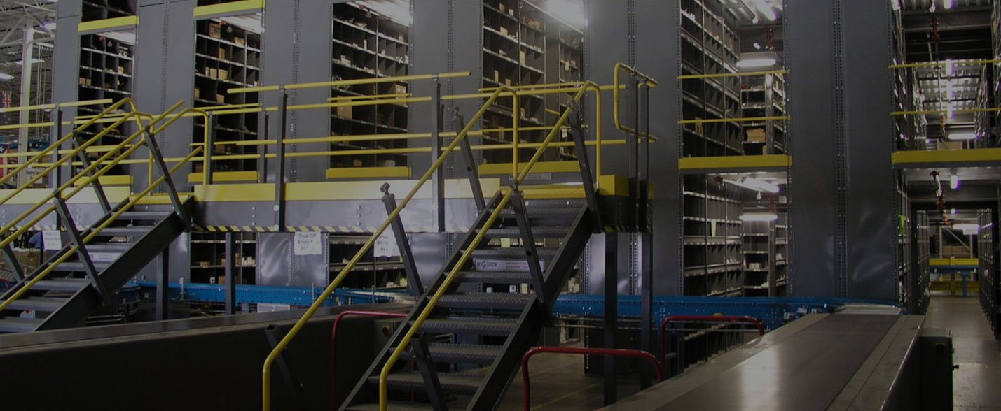 Mezzanine Railing Systems | ISDA Network